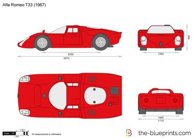 Alfa Romeo T33 (1967)