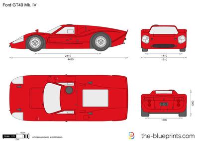 Ford GT40 Mk. IV