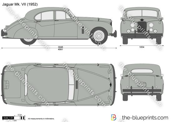 Jaguar Mk. VII
