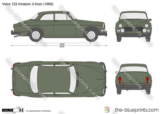 Volvo 122 Amazon