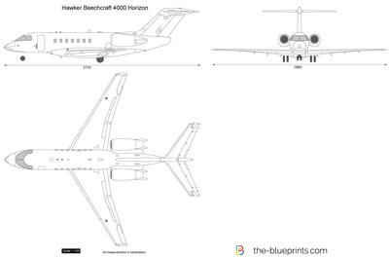 Hawker Beechcraft 4000 Horizon