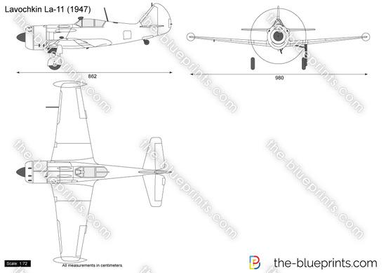 Lavochkin La-11