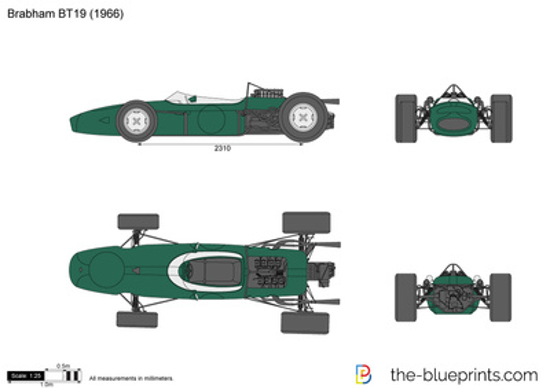 Brabham BT19