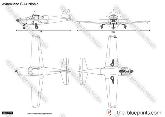 Aviamilano F-14 Nibbio