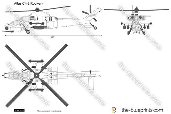 Atlas Ch-2 Rooivalk