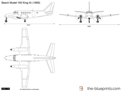 Beech Model 100 King Air