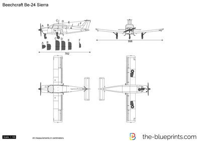 Beechcraft Be-24 Sierra
