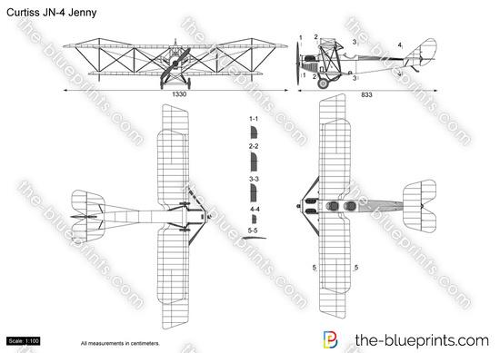 Curtiss JN-4 Jenny