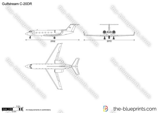 Gulfstream C-20DR