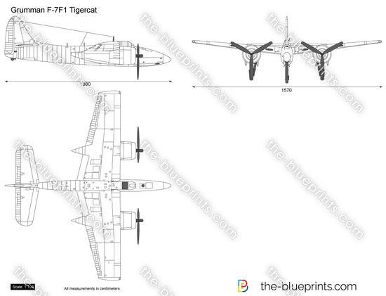 Grumman F-7F1 Tigercat