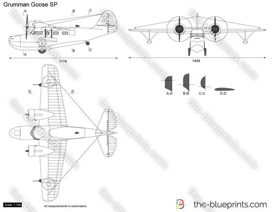 Grumman Goose SP