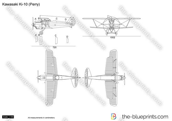 Kawasaki Ki-10 (Perry)