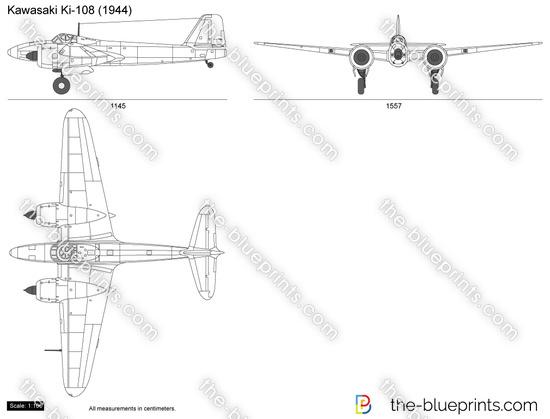 Kawasaki Ki-108 (Randy)