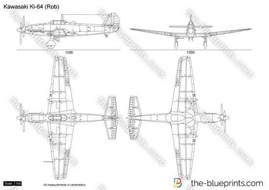 Kawasaki Ki-64 (Rob)