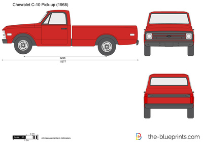 Chevrolet C-10 Pick-up