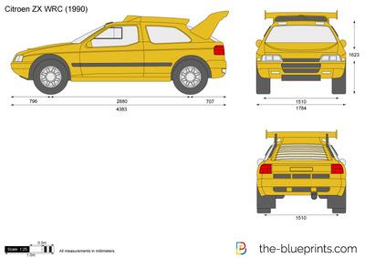Citroen ZX WRC