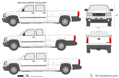 GMC Sierra 2500HD Pick-Up