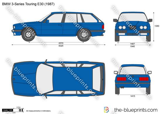 BMW 3-Series Touring E30