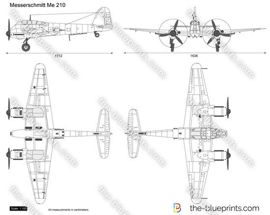 Messerschmitt Me 210