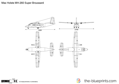 Max Holste MH-260 Super Broussard