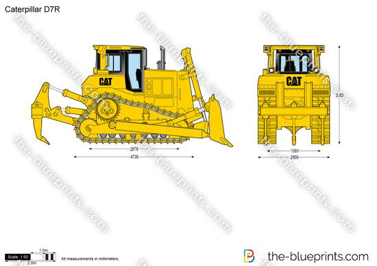 Caterpillar D7R