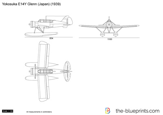Yokosuka E14Y (Glenn)