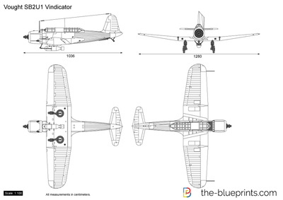 Vought SB2U1 Vindicator