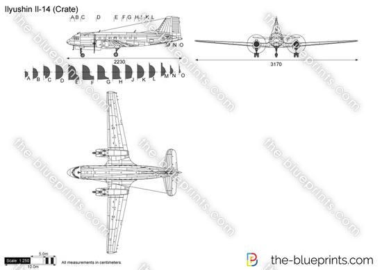 Ilyushin Il-14 (Crate)