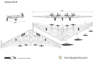 Northrop XB-35