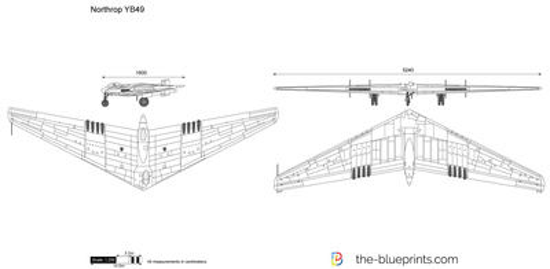 Northrop YB49