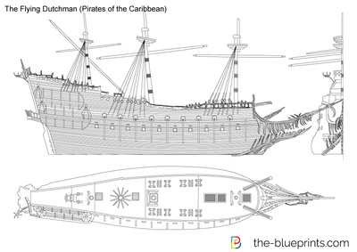 The Flying Dutchman (Pirates of the Caribbean)