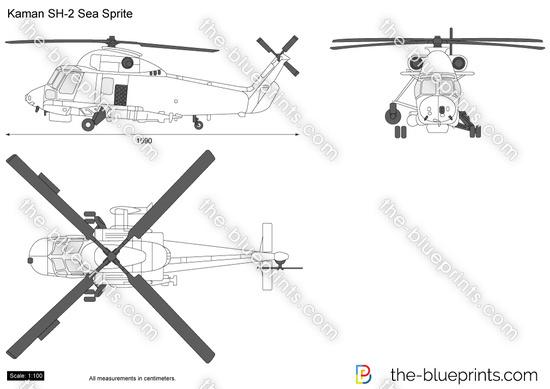 Kaman SH-2F Sea Sprite