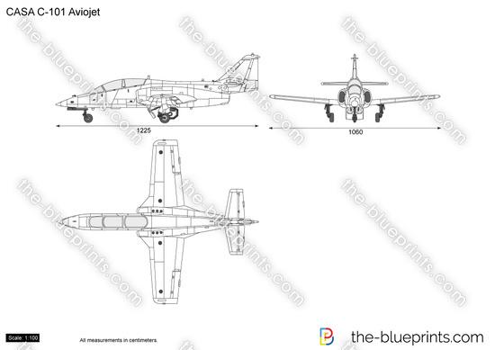 CASA C-101 Aviojet
