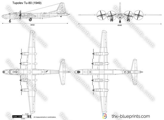 Tupolev Tu-80
