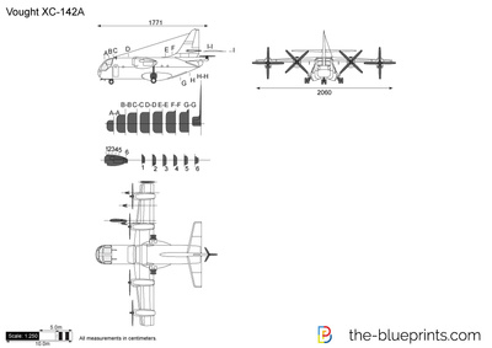 Vought XC-142A