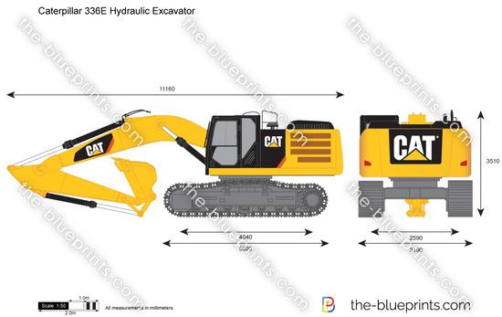 Caterpillar 336E Hydraulic Excavator