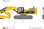 Caterpillar 390DL Hydraulic Excavator
