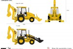 Caterpillar 436C Backhoe Loader