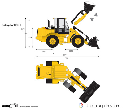 Caterpillar 930H Wheel Loader