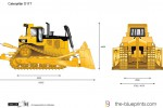 Caterpillar D11T Track-Type Tractor