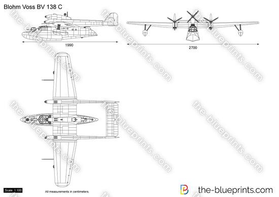 Blohm Voss BV 138 C