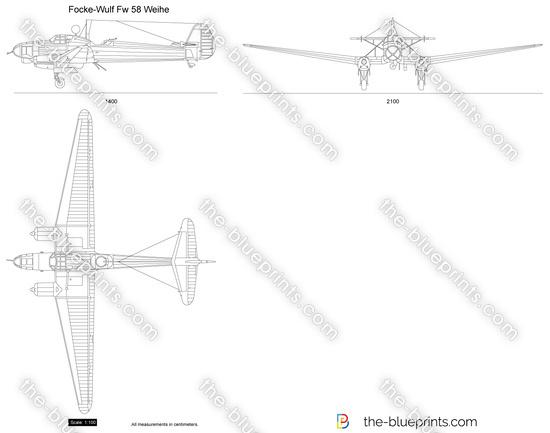 Focke-Wulf Fw 58 Weihe