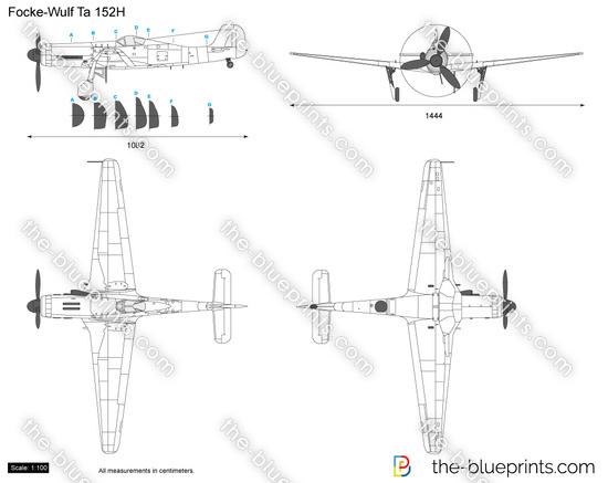 Focke-Wulf Ta 152H