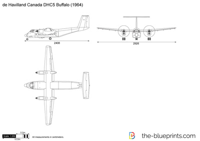 de Havilland Canada DHC5 Buffalo