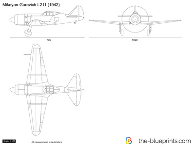 The blueprints blueprints ww2 airplanes mikoyan gurevich mikoyan gurevich i 211 je malvernweather Gallery