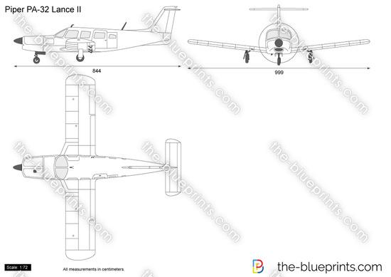 Piper PA-32 Lance II