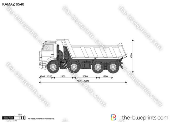 KAMAZ 6540