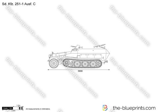 Sd.Kfz. 251-1 Ausf. C