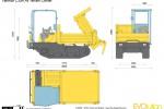 Yanmar C30R All Terrain Carrier