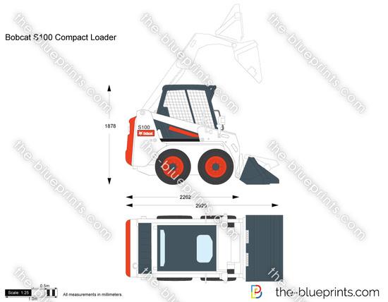 Bobcat S100 Compact Loader